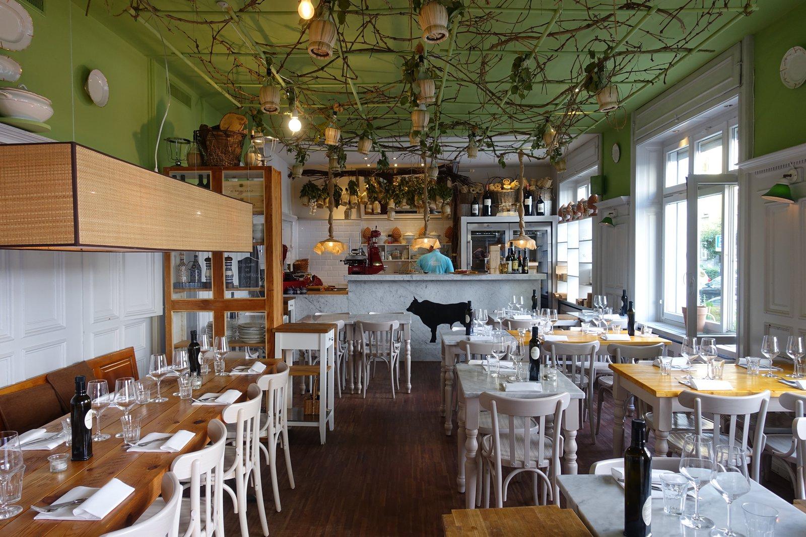 Italienische Restaurants für genussvolle Stunden | Foodtalk, Gastro ...